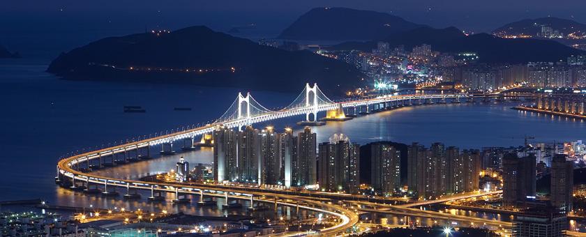 coreea city